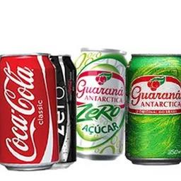Refrigerante lata (escolher)