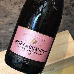 Moet & chandon brut rosé - frança -750ml