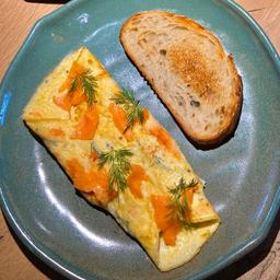 Omelete Holanda