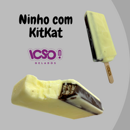 Ninho com Kitkat