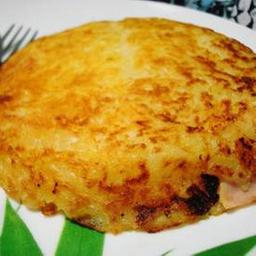 Carne com ovos