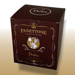 Panettone Gotas de Chocolate 500g