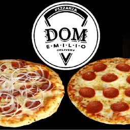 2 Pizzas Grandes