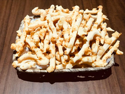 Porção Biscoito Polvilho com Queijo - 100g