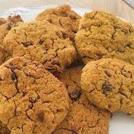 Cookies de Cacau Vegano