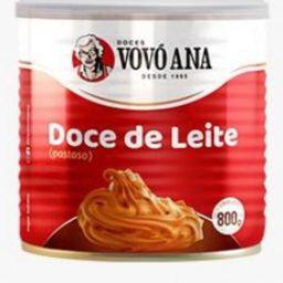 Doce de Leite Pastoso - 800 Gramas