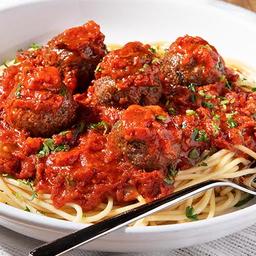 Spaguetti Meatballs