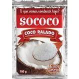 Coco Ralado Sococo - 100g