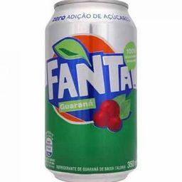 Fanta Guaraná Zero 350ml