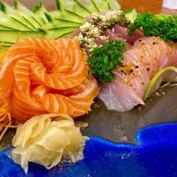 Mix de Sashimi - 15 Peças