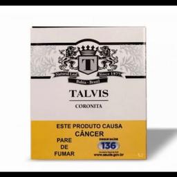 Cigarrilha Talvis Coronita Tradicional C/10u