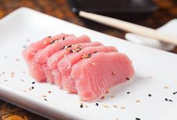 Sashimi Atum Toast