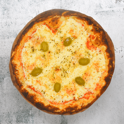 Pizza Quatro Queijos - Média