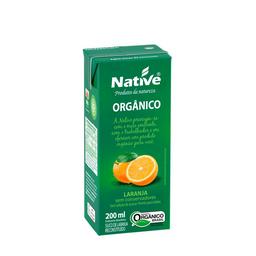 Suco de Laranja Native Orgânico 200ml