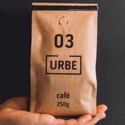 Café urbe 03 250g