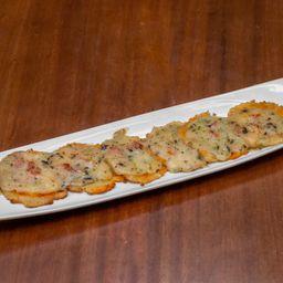 Mini Pizza de Carne Seca - 6 Unidades