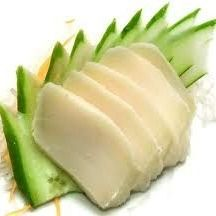 Sashimi Peixe Branco 5 Fatias