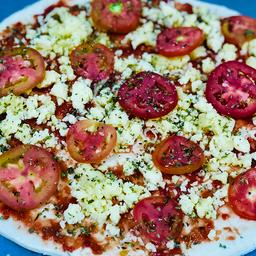 Pizza De Mussarela - Tamanho Grande