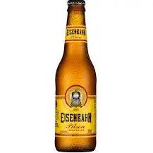 Cerveja Eisenbahn Long Neck 355ml