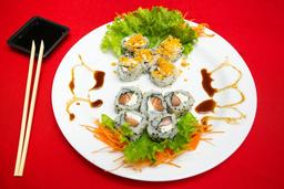 Roll Uramaki Nachos