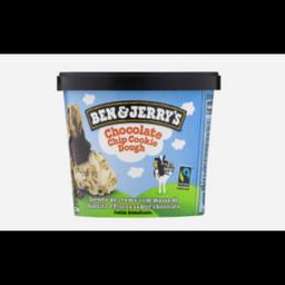 Ben&Jerry's Chocolate Chip Cookie Dough 120ml