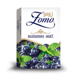 Blueberry Com Menta