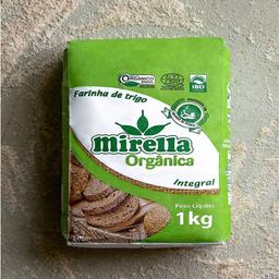 Farinha de Trigo Integral Mirella Orgânica - 1Kg