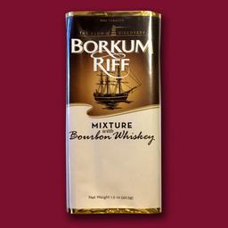 Tabaco Borkum Riff Bourbon Whiskey