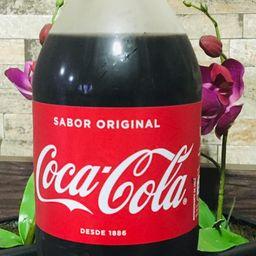 Coca cola de 1 litro