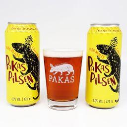 Kit Degustação Pakas Pilsen