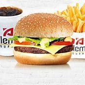 Combo X Burger Trio