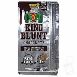 King Blunt Chocolate - 5 Unidades