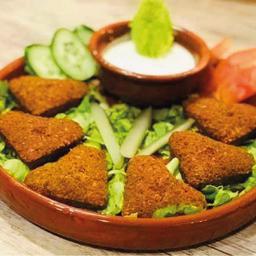 Porçao de Falafel