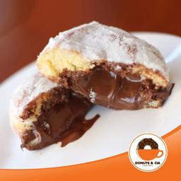 6 Donuts Nutella ou Ovomaltine