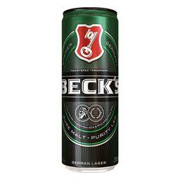 Cervejas Becks 350ml