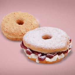 Donuts Ring Romeu E Julieta
