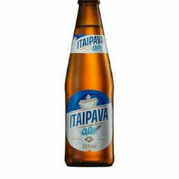 Cerveja Itaipava 0,0% Long Neck 355ml Und.
