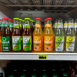 Refrigerante Orgânico Limão Wewi 255ml
