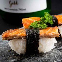 Sushi - Salmão Skin 02 Unidades
