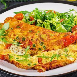 Omelete Dupla