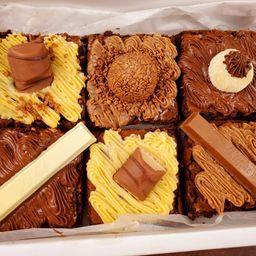 Brownie Gourmet - Caixa com 6 Unidades