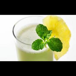 Suco de abacaxi com hortelão 500 ml