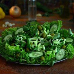130-salada verde