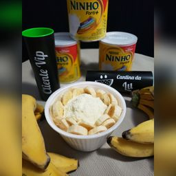 Açaí com Ninho e Banana