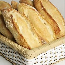 Pão semi italiano na chapa