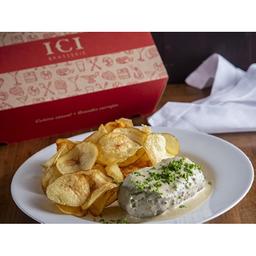 Steak Chips - Ici Brasserie