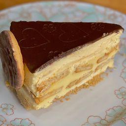 Torta holandesa - fatia 90g