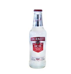 Sminoff ice