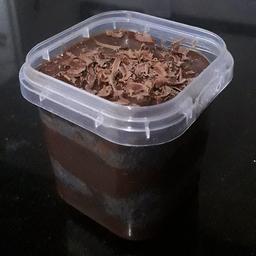 Brownie no Pote de Brigadeiro - 230g