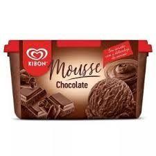 Sorvete Kibon Mousse de Chocolate - 1,3L